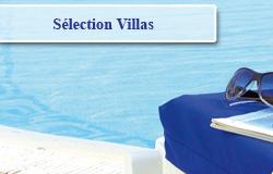 Sélection Villas