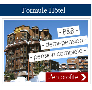 Formule Hôtel