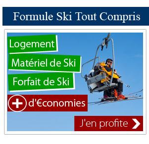 Formule Ski Tout Compris